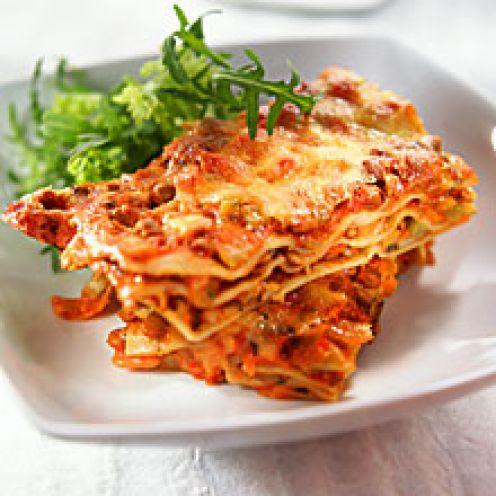 delicious classic lasagna recipe