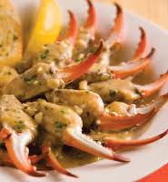 sauteed crab claws recipe