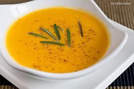 oven roasted pumpkin-soup