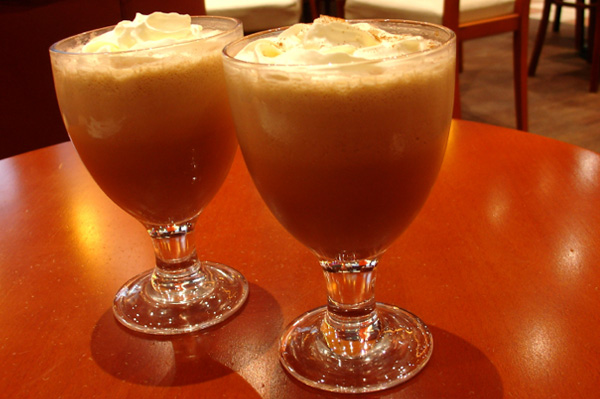 Blended Iced Coffee Shooter